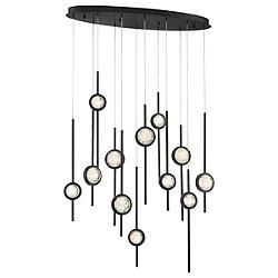 Bellissima LED Multi-Light Pendant Light
