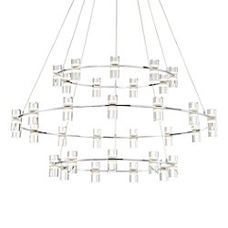 Ferrara 3-Tier LED Chandelier