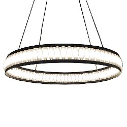 Carpi Round LED Chandelier