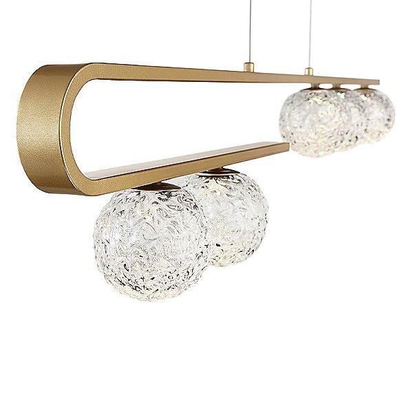 Catania LED Linear Suspension Light