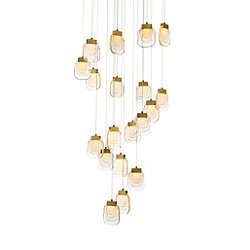 Parma LED Multi-Light Pendant Light