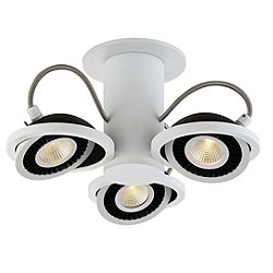 Vibo LED Triple Mount System