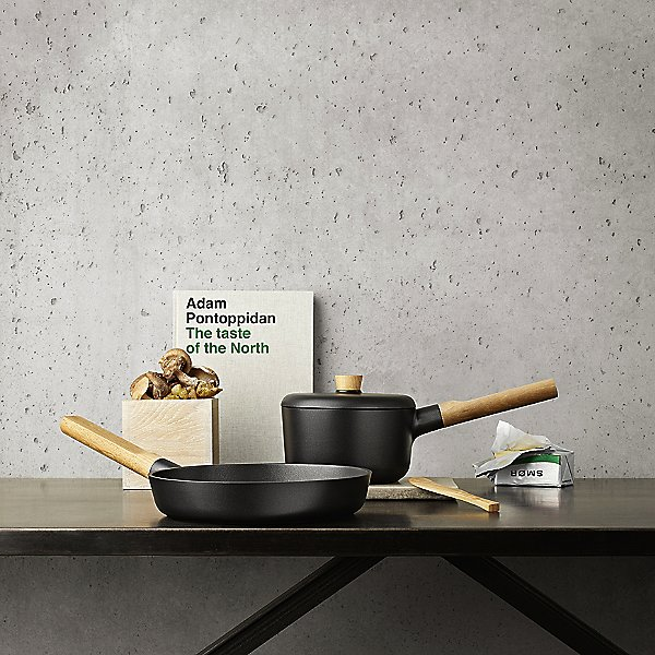Nordic Kitchen Grill Frying Pan