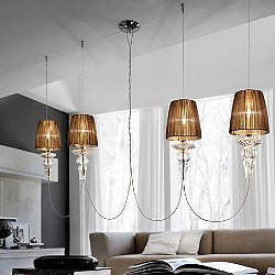 Gadora Chic Mult-Light Pendant Light