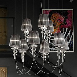 Gadora Chic Chandelier
