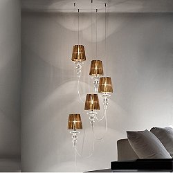 Gadora 5 Light Pendant Light
