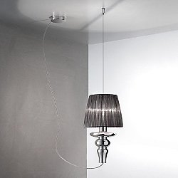 Gadora Chic Suspended Mini Pendant Light