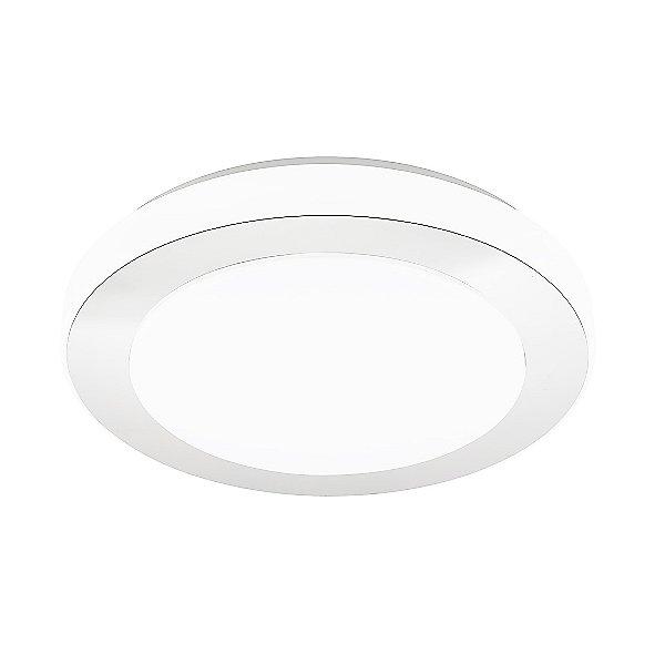 Cerchio LED Semi-Flush Mount Ceiling Light