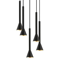 Liliana Multi Light Pendant Light