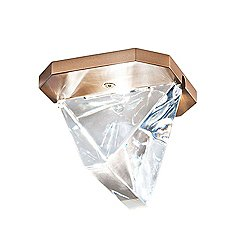 Tripla LED Ceiling Light (Bronze) - OPEN BOX RETURN