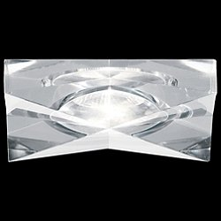 Cindy - LED Recessed Lighting Kit (Lead Crystal/Non IC New Construction/GU10 Halogen) - OPEN BOX RETURN