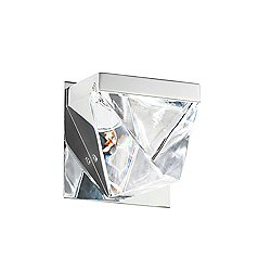 Tripla LED Wall Sconce (Polished Aluminum) - OPEN BOX RETURN