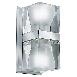 Cubetto 2-Light Wall Sconce