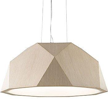 43.5 Inch / Light Wood