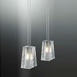 Vicky Two Light Pendant - D69A03
