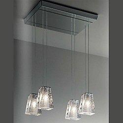 Vicky Four Light Pendant - D69A07
