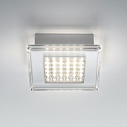 Quadriled Ceiling or Wall Light