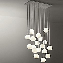Lumi - Mochi F07A33 Pendant Light
