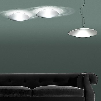 Shown with Loop Pendant Light