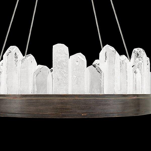 Lior Short Glass LED Pendant Light