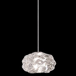 Evening Cloud Mini Pendant Light
