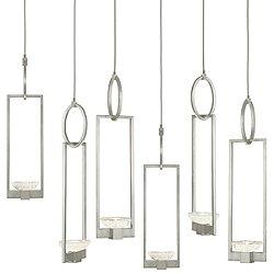 Delphi LED Linear Multi-Light Pendant Light