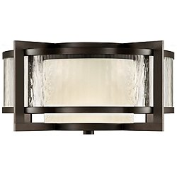 Singapore Moderne Outdoor Flush Mount Ceiling Light