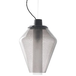 Diesel Collection Metal Glass 1 Pendant Light