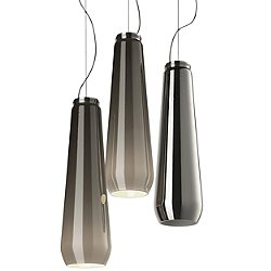 Diesel Collection Glass Drop Pendant Light