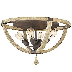Middlefield Flush Mount Ceiling Light