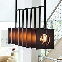 Ludlow Linear Suspension Light