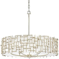 Farrah Drum Pendant Light