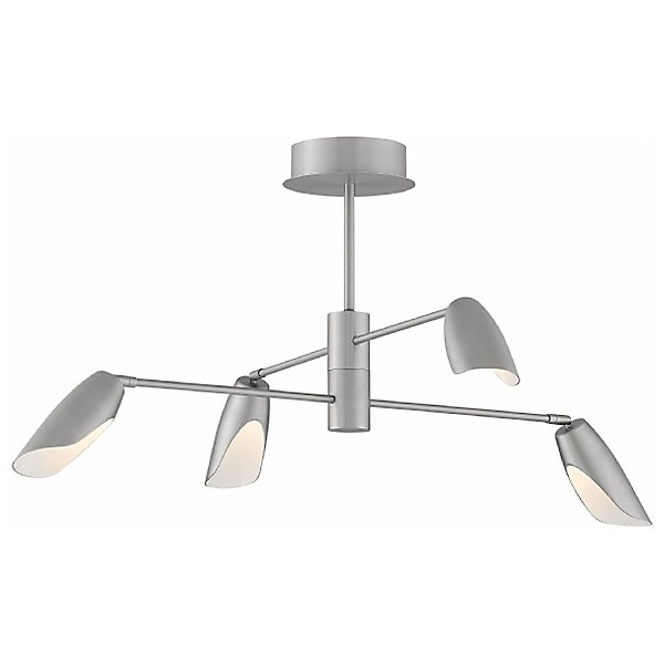 Bowery 2-Tier LED Chandelier