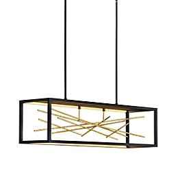 Styx LED Linear Suspension Light