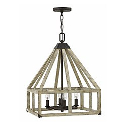 Emilie Single Tier Chandelier