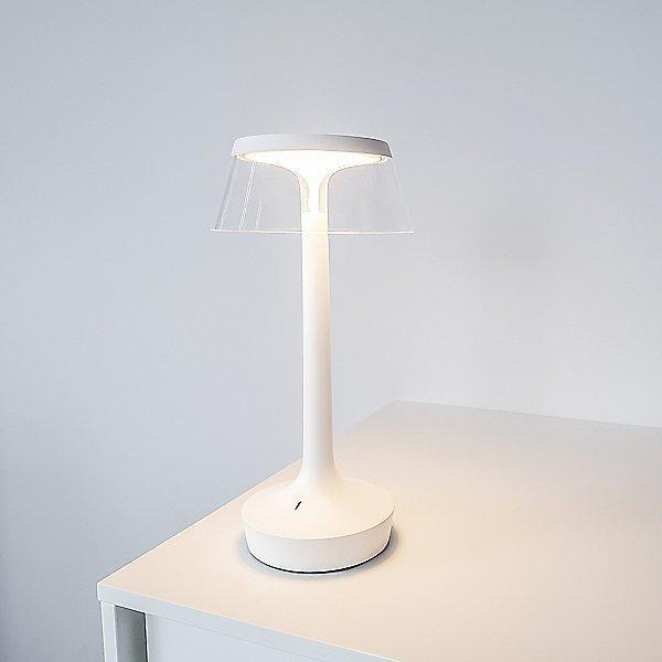 Bon Jour Unplugged LED Table Lamp