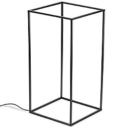 Ipnos Outdoor Floor Lamp (Black) - OPEN BOX RETURN