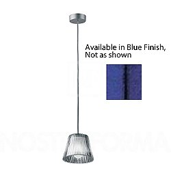 Romeo Babe Ceiling Light by FLOS (Blue) - OPEN BOX RETURN