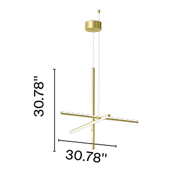 Coordinates S1 LED Pendant Light