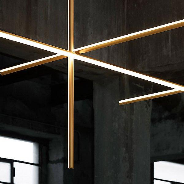 Coordinates S2 LED Linear Suspension