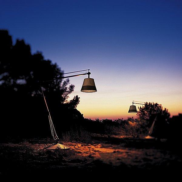 Superarchimoon Outdoor Floor Lamp