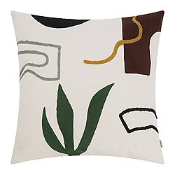 Mirage Cushion Throw Pillow