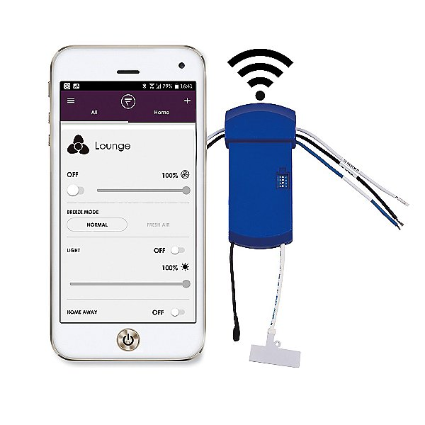 FanSync WiFi Receiver for AC Motors