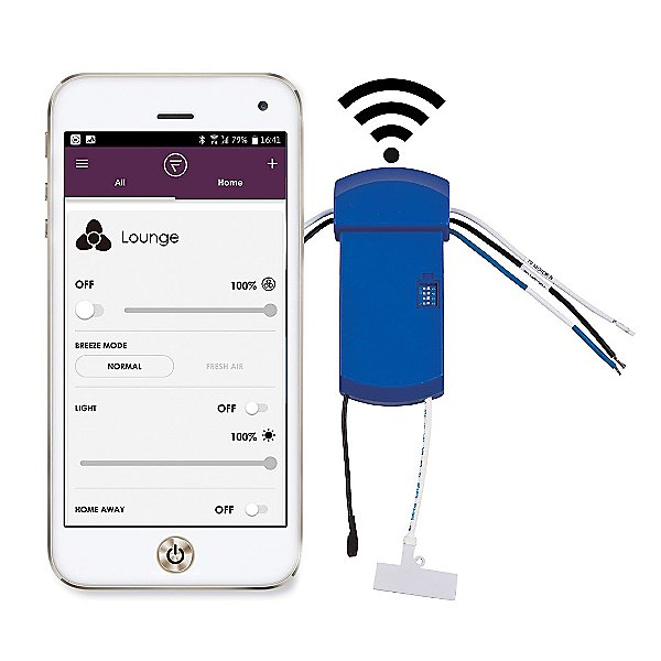 FanSync WiFi Receiver for DC Motors