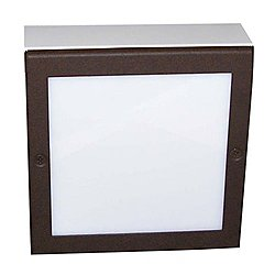 Square LED Step Light