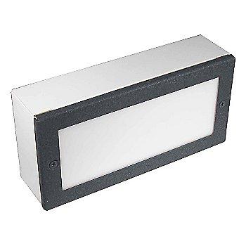 Aluminum with Weathered Iron finish