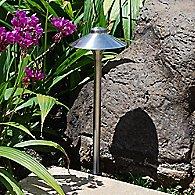 Stainless Steel China Hat Area Light Adjustable Hub
