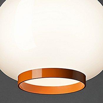 Chouchin 1 / Orange Trim / Detail view