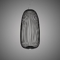Spokes 1 Oval LED Pendant Light