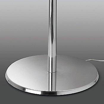 Aluminum finish, Detail view